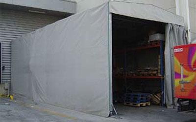 instalación de equipamiento industrial